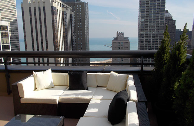 Thompson hotel chicago restaurant for Thompson hotel chicago